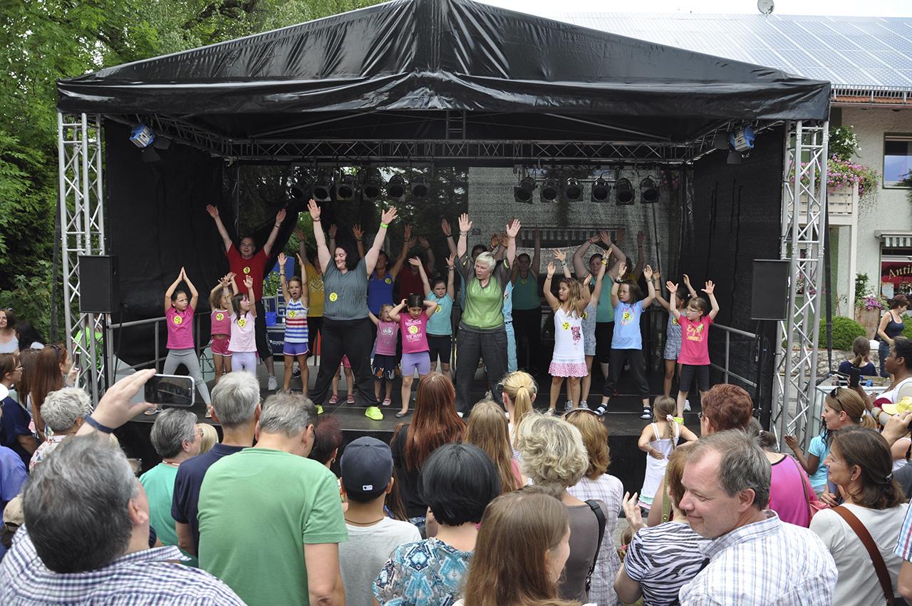 Poinger Straßenfestival 28.06.2014