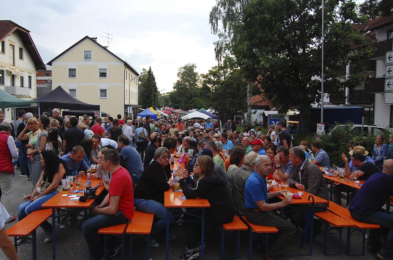 Poinger Straßenfestival 26. Juni 2015