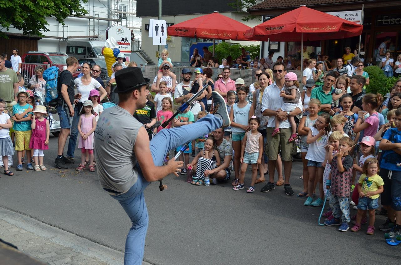Poinger Straßenfestival 24.06.2017