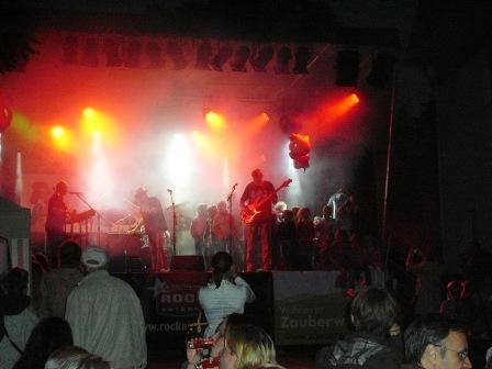 Maibaumbühne 2012