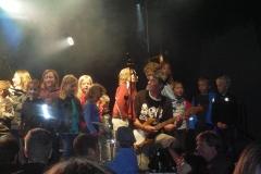 Super Performance mit Kinder auf der Bühne 2011